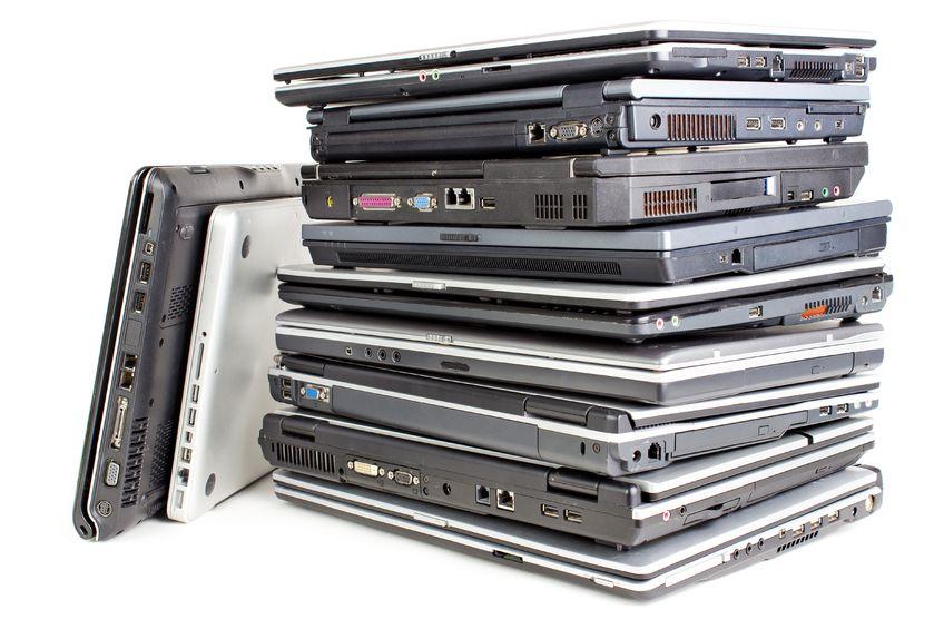 Laptop liquidation